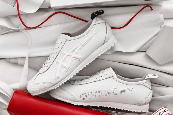 GivenchyxTiger-all-white-sneakers